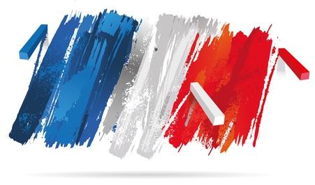 Blog Paarconsulting französische Flagge Symbolbild